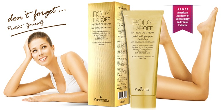 protem kozmetik -body hair off